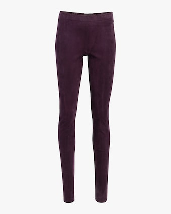 Stouls Caroyln Suede Leggings 1
