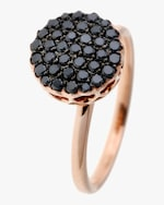 Selim Mouzannar Black Diamond Ring 0