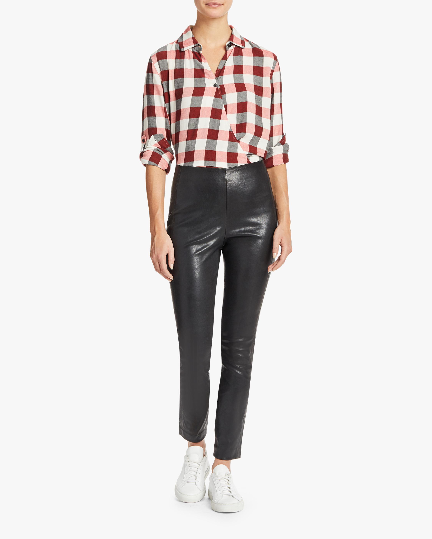 Simone Leather Pant