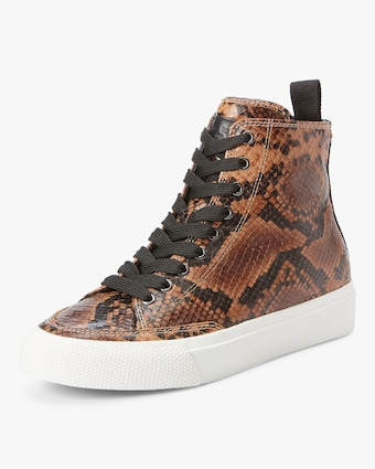 RB High Top Sneaker