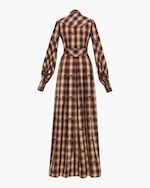 Lena Hoschek Dallas Long Sleeve Maxi Dress 2