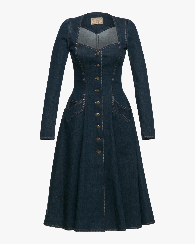 Labour Denim Dress