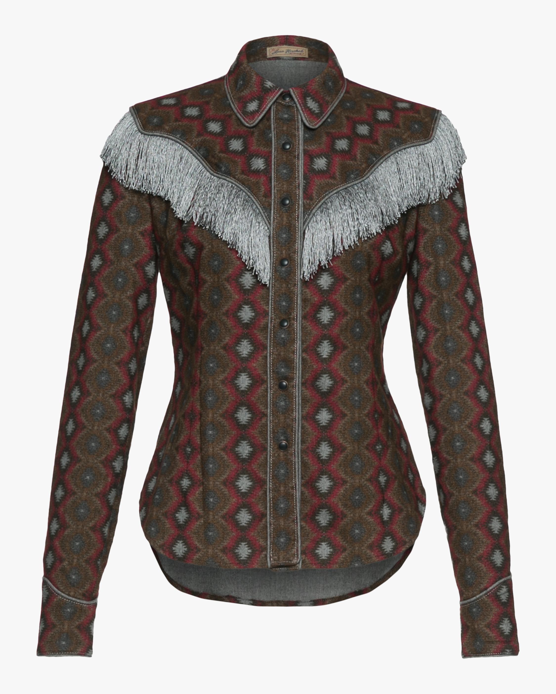 Lena Hoschek Rodeo Fringed Shirt 0