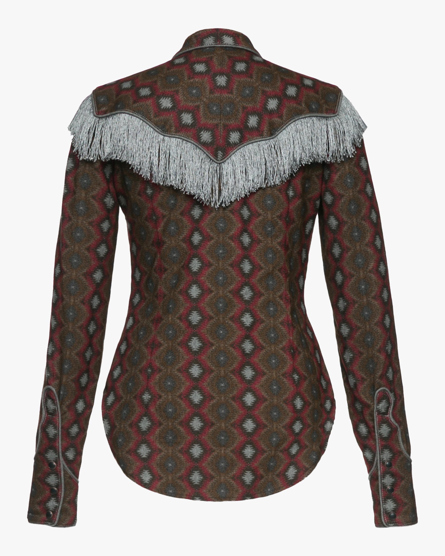Lena Hoschek Rodeo Fringed Shirt 2