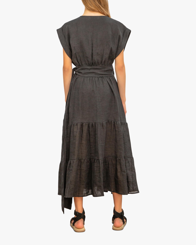 A Mere Co Alex Wrap Dress 1