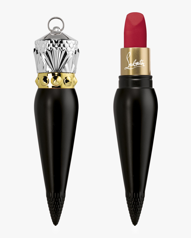 LoubiLeopard Velvet Matte Lipstick