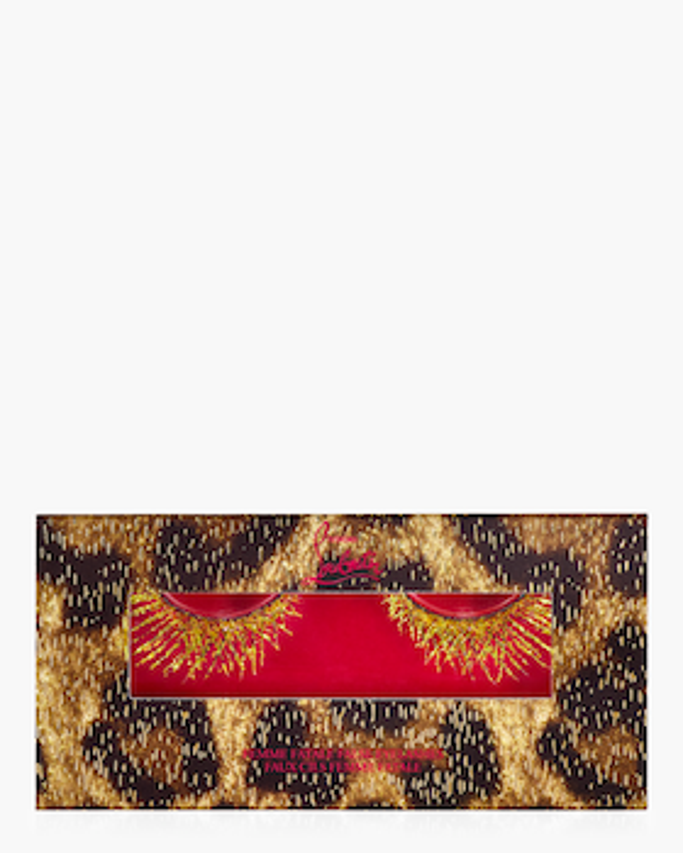 LoubiLeopard Eyelashes