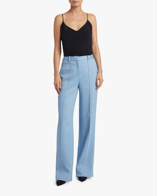 Adam Lippes Double Face Wool Trouser 2