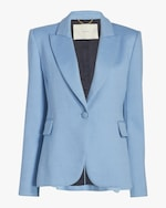 Adam Lippes Double Face Wool Blazer 0