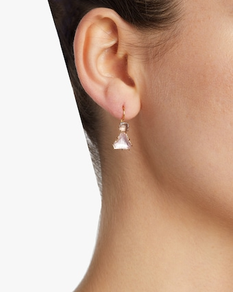 Larkspur & Hawk Caterina Geometric Drop Earrings 2