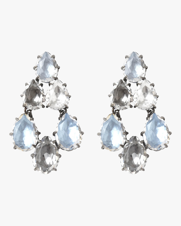 Larkspur & Hawk Caterina Swag Earrings 1
