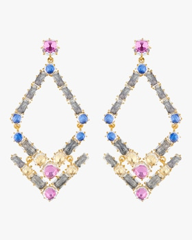 Caterina Trapezoid Earrings