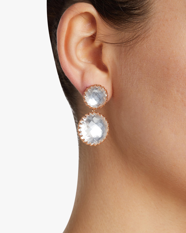 Larkspur & Hawk Large Olivia Day Night Earrings 1