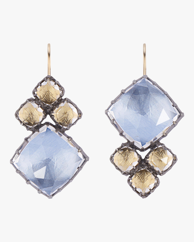 Larkspur & Hawk Sadie Cluster Earrings 1