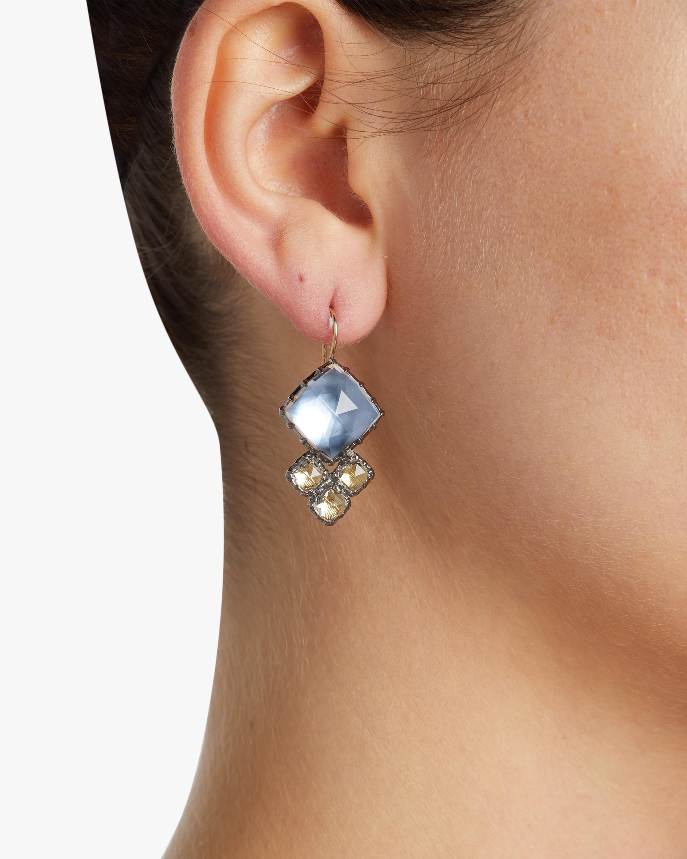 Larkspur & Hawk Sadie Cluster Earrings 2