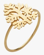 Pippa Small Paradise Tree Wire Ring 0