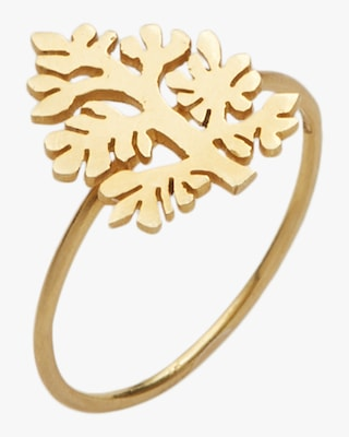 Pippa Small Paradise Tree Wire Ring 1