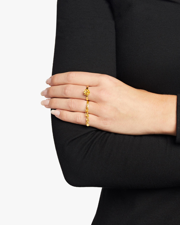 Pippa Small Burmese Dangling Garden Ring 1