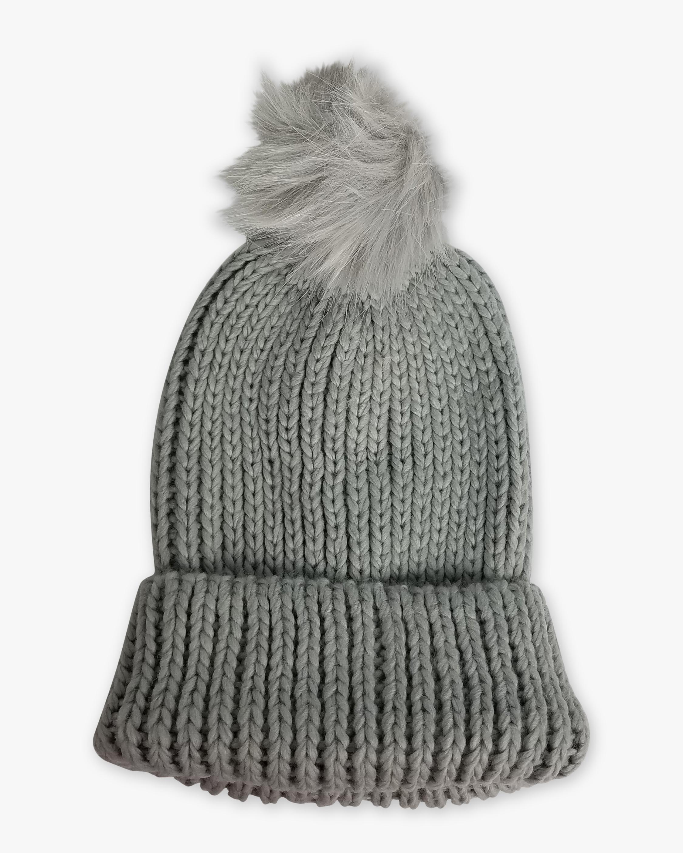 Tahoe Faux Fur Pom Hat