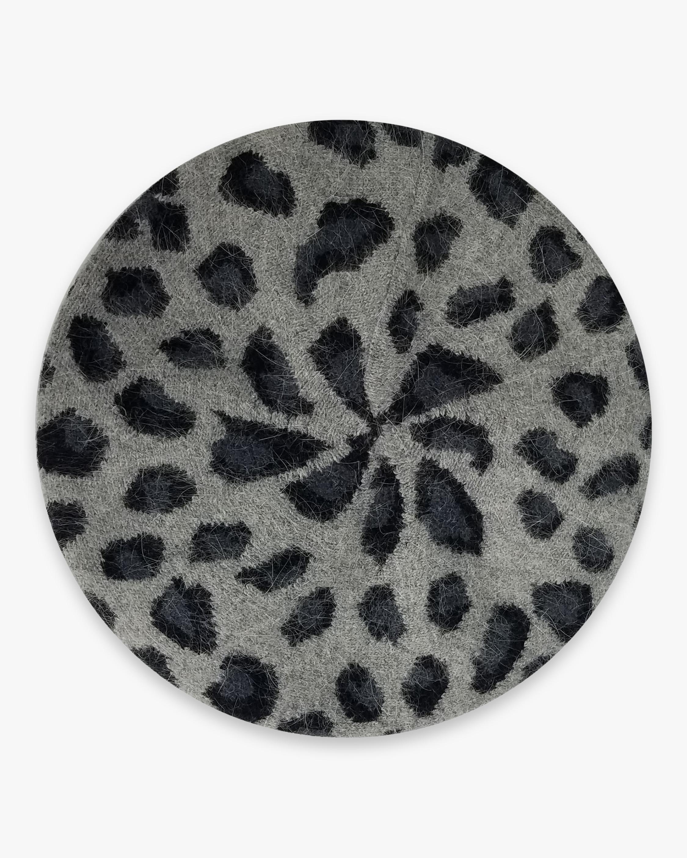 Leopard Beret