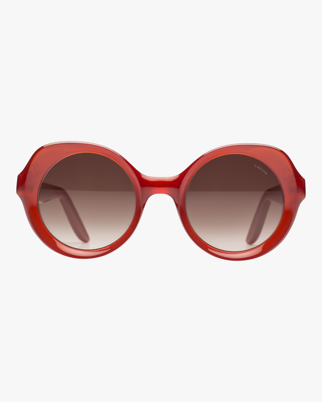 Carlota Petit Round Sunglasses