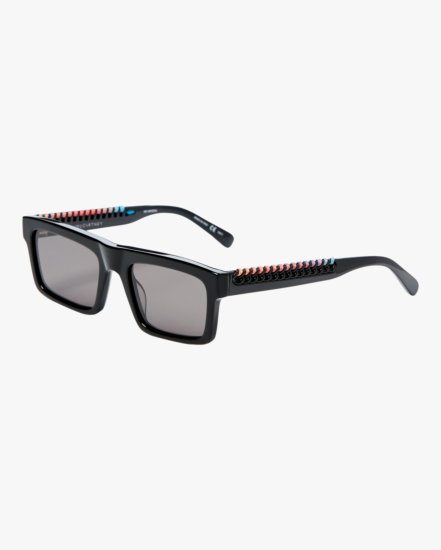 SC0208S Rainbow Chain Sunglasses