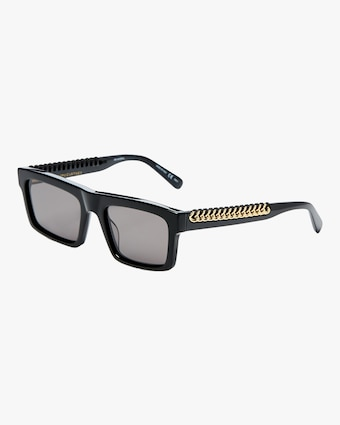 SC0208S Gold Chain Sunglasses