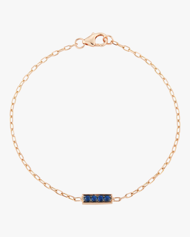 Walters Faith Grant Blue Sapphire Bar Bracelet 2