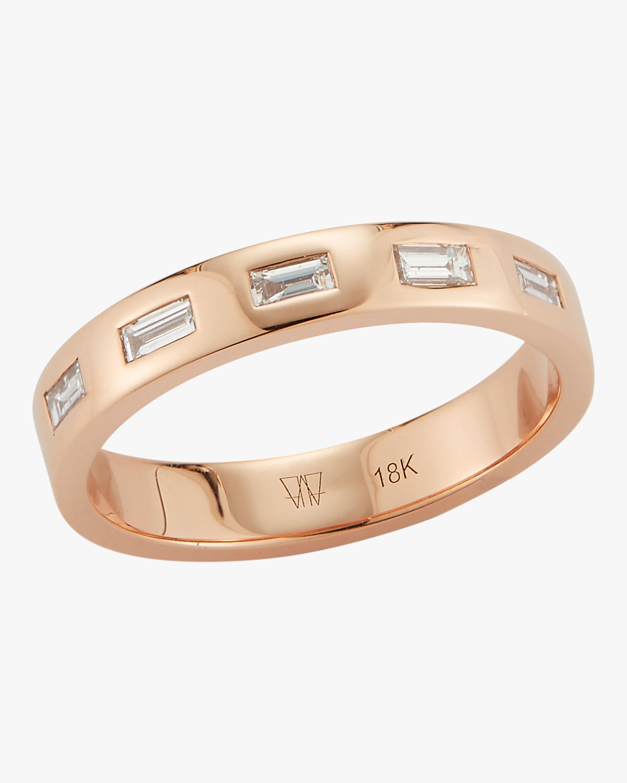 Walters Faith Ottoline Diamond Baguette Ring 0