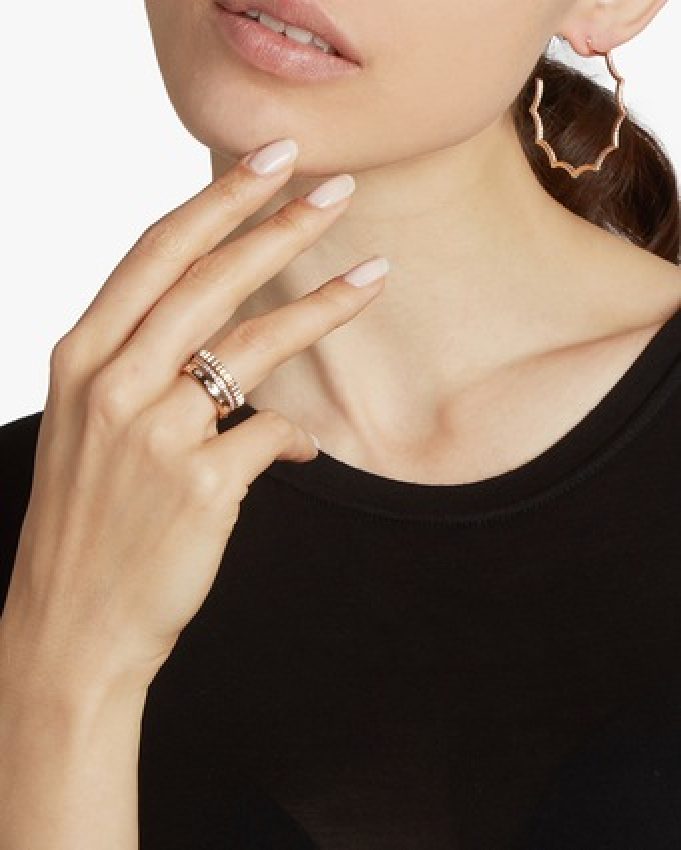Ottoline Diamond Baguette Ring