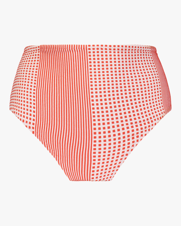 Lem Lem Semira High-Waist Bikini Bottom 0