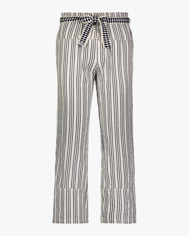 Tigist Tie Belt Pants