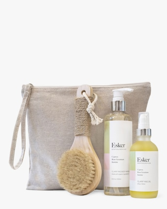 Clarifying Oil Gift Set
