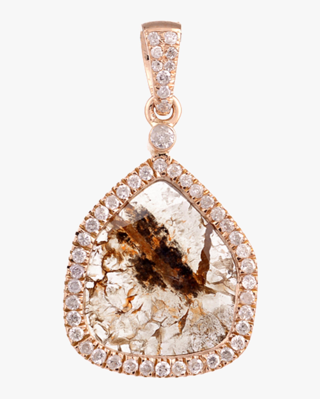 Diamond Slice Pendant