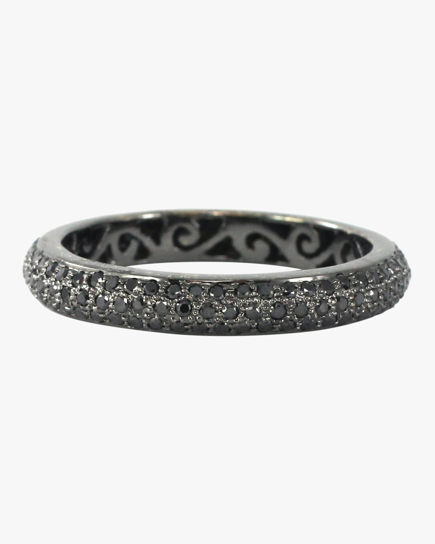 Ashley Morgan Black Diamond Tyre Ring 2
