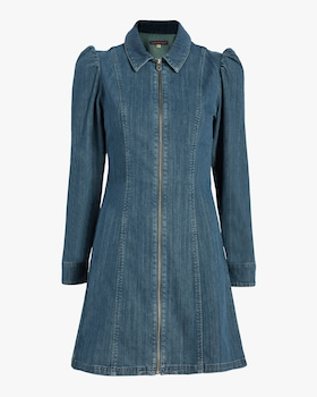 Rocky Denim Dress