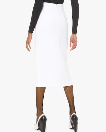 Michael Kors Collection Slit Pencil Skirt 2