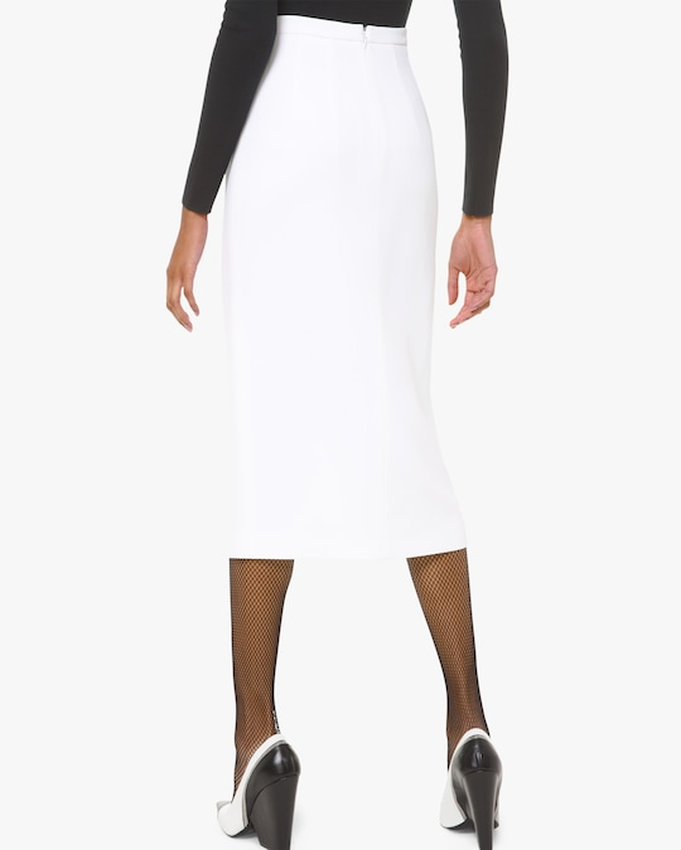 Michael Kors Collection Slit Pencil Skirt 1