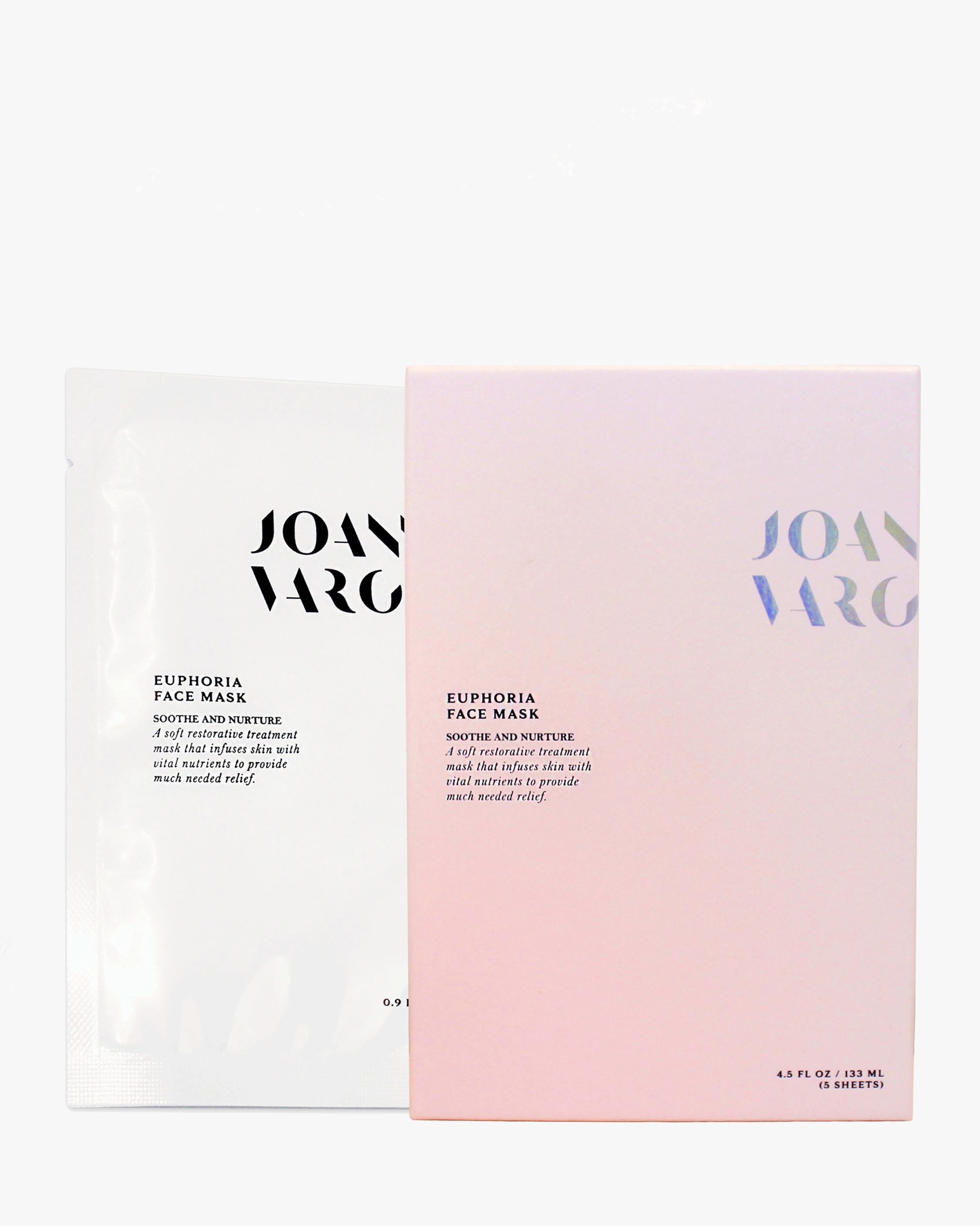 Joanna Vargas Skincare Euphoria Face Mask 1