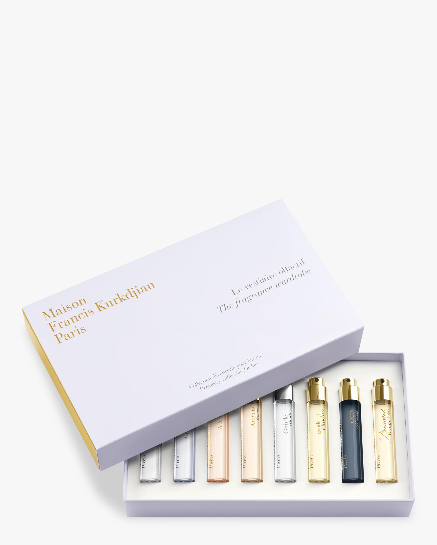 Fragrance Wardrobe for Her 8x11ml