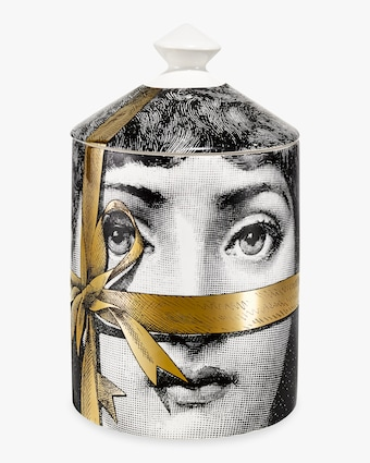 Fornasetti Regalo Gold Scented Candle 300g 2