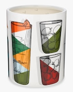 Fornasetti Cocktail Scented Candle 900g 0