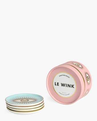Le Wink Coaster Set