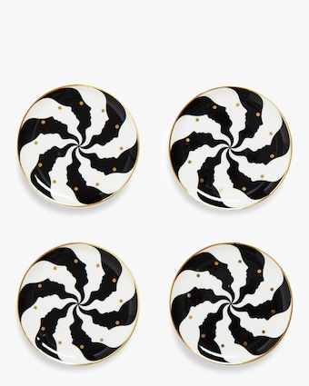 Jonathan Adler Atlas Coaster Set 1