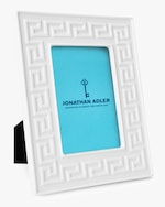 Jonathan Adler Charade Greek Key Frame 4x6 0