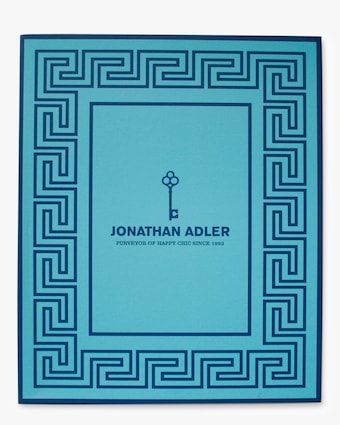 Jonathan Adler Charade Greek Key Frame 4x6 2