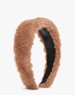 Lizzie Fortunato Faux Fur Headband 0