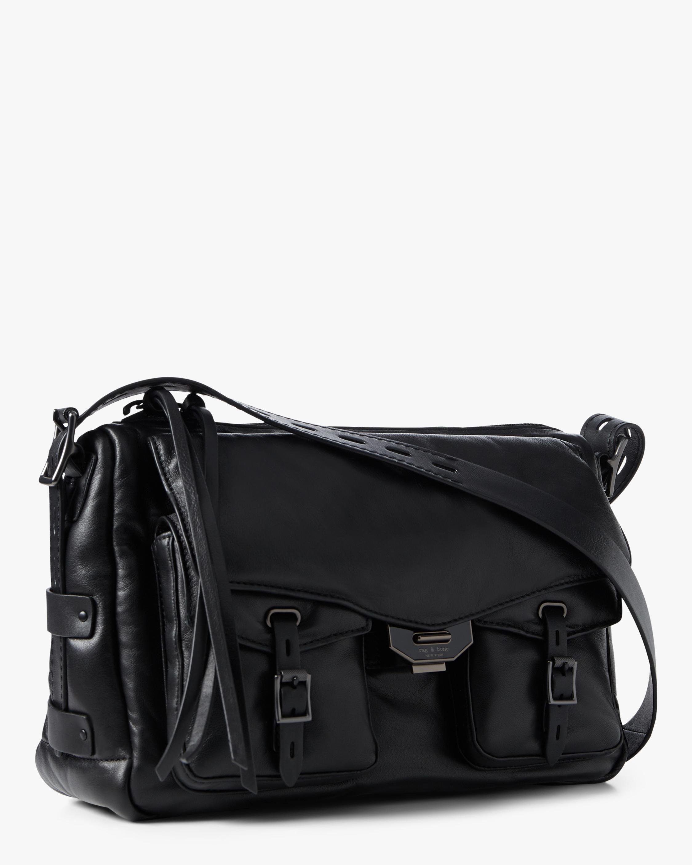 Field Puffer Messenger Bag