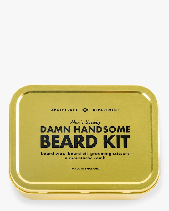 Atlantic Folk Damn Handsome Beard Grooming Kit 0