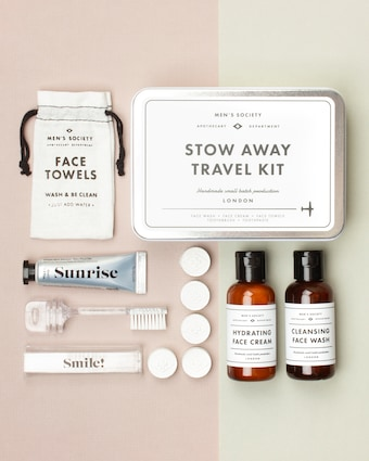 Atlantic Folk Stow Away Travel Kit 2